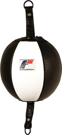 Fighting Sports Pro Double End Bag 8 BlackWhite